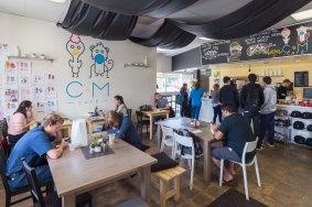 C&M Cafe.