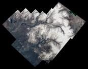 Yosemite National Park in detail.