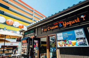 Little Tokyo Ice Cream and Yogurt.