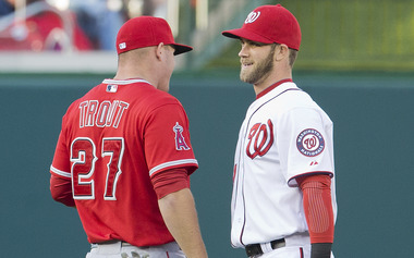 MLB rumors: Bryce Harper AND Mike Trout to Phillies? 3 steps to the possible dream