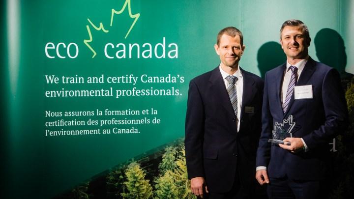 AET Group Wins ECO Canada's Employer Impact Award