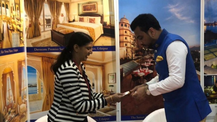 HRH Group of Hotels catapults India's rich heritage at WTM London 2018