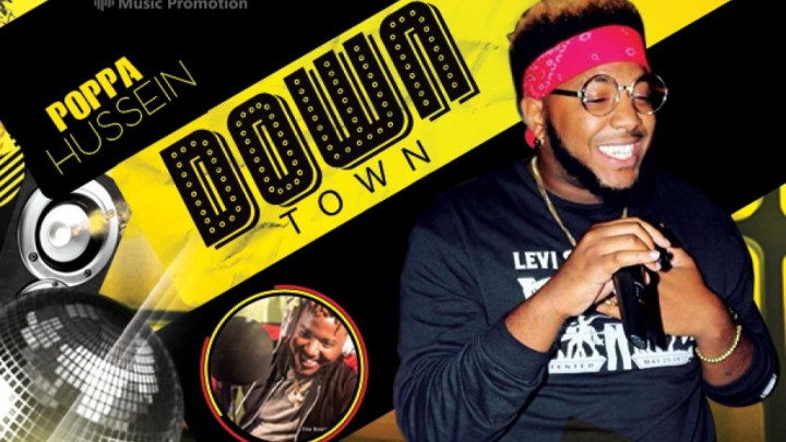 Music by Upcoming Artist Poppa Hussein's Song 'Downtown' Suits the Mood and the Concept