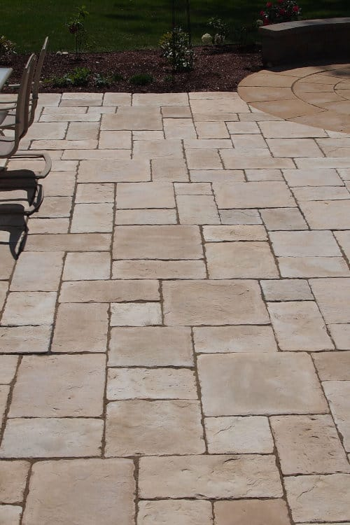 old town flagstone patio pack nicolock