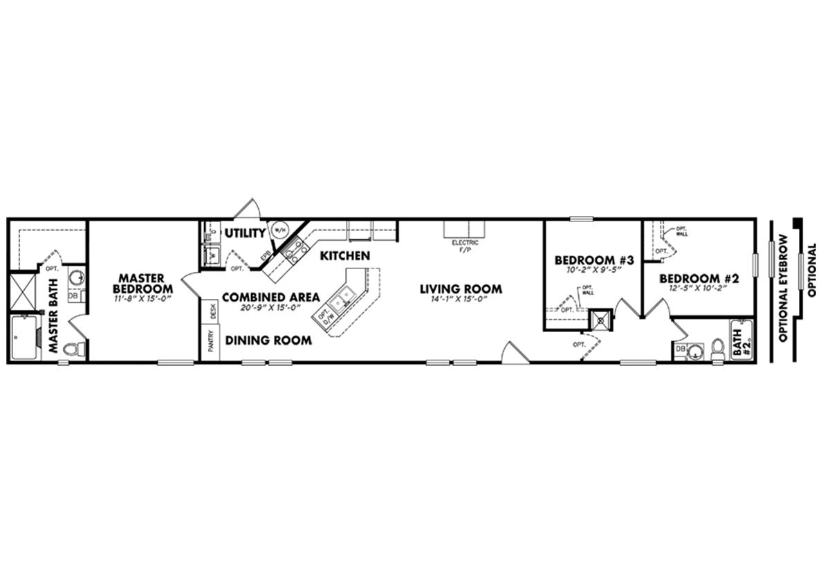 Classic 32b By Legacy Housing