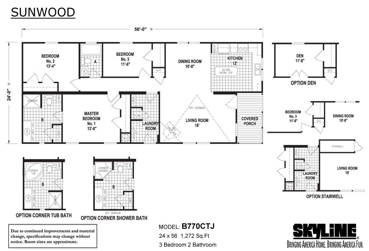 Sunwood B770ctj By Factory Expo Home Center
