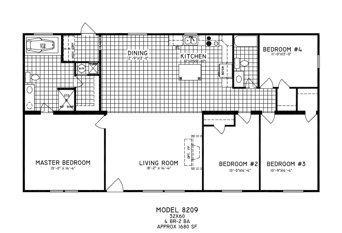 Bigfoot By Cappaert Manufactured Housing