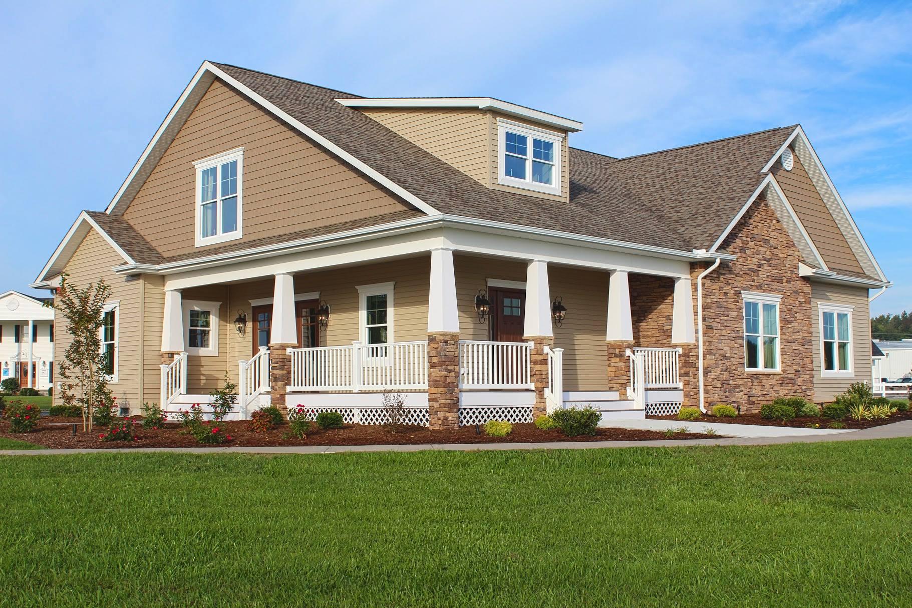 Custom Modular Homes And Manufactured Homes