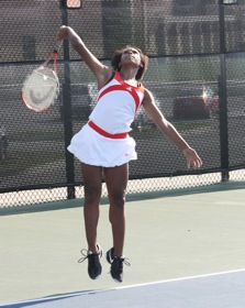 Tennis  Girls vs Nixa 087