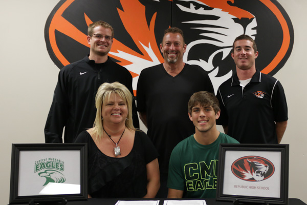 Perseverence Pays Off For Fortner