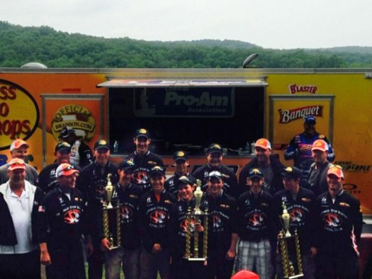 Republic's bass fishing team has won the first-ever state championship.