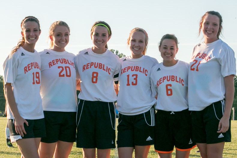 Photos: Soccer Vs Webb City (Senior Night)