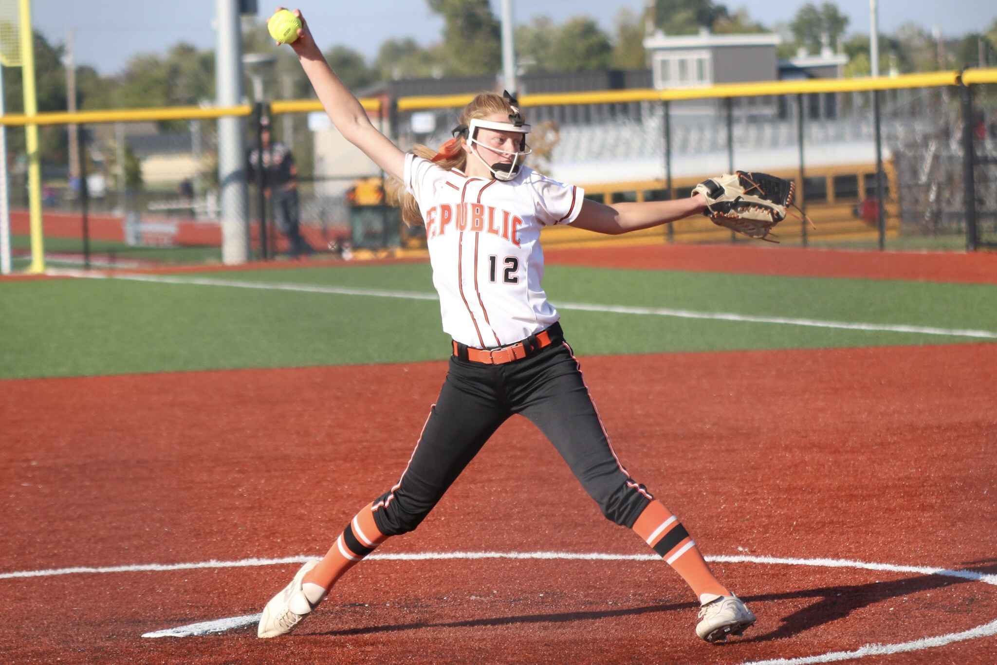 Story #8: Rachel Rook's Strikeout Chase