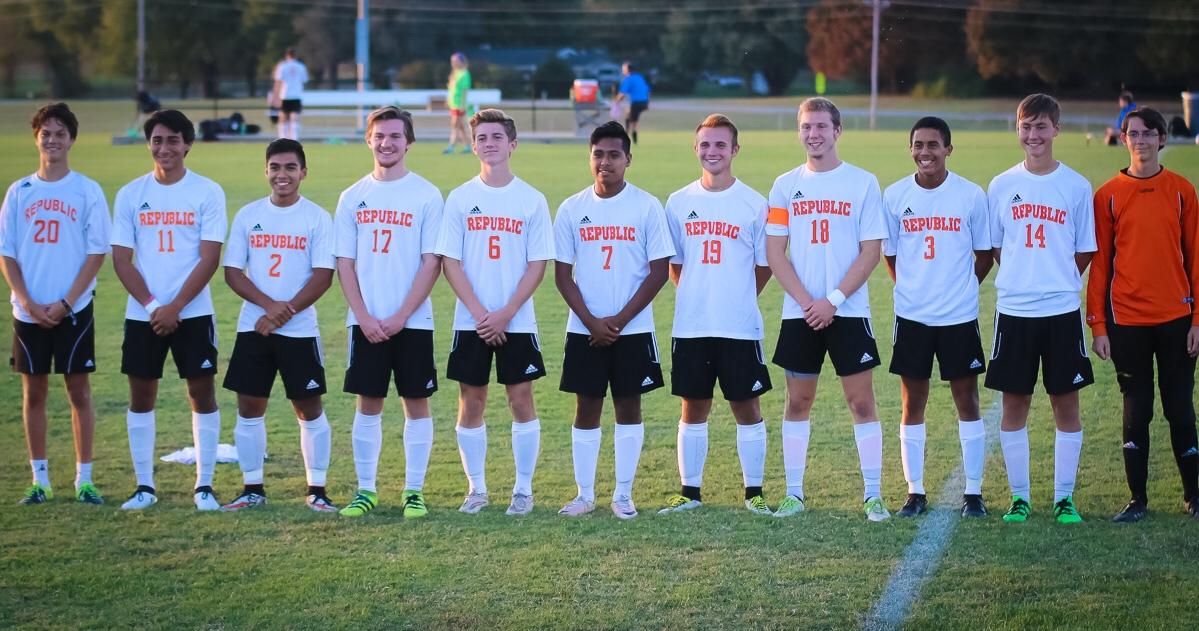 Senior Tributes: Boys Soccer