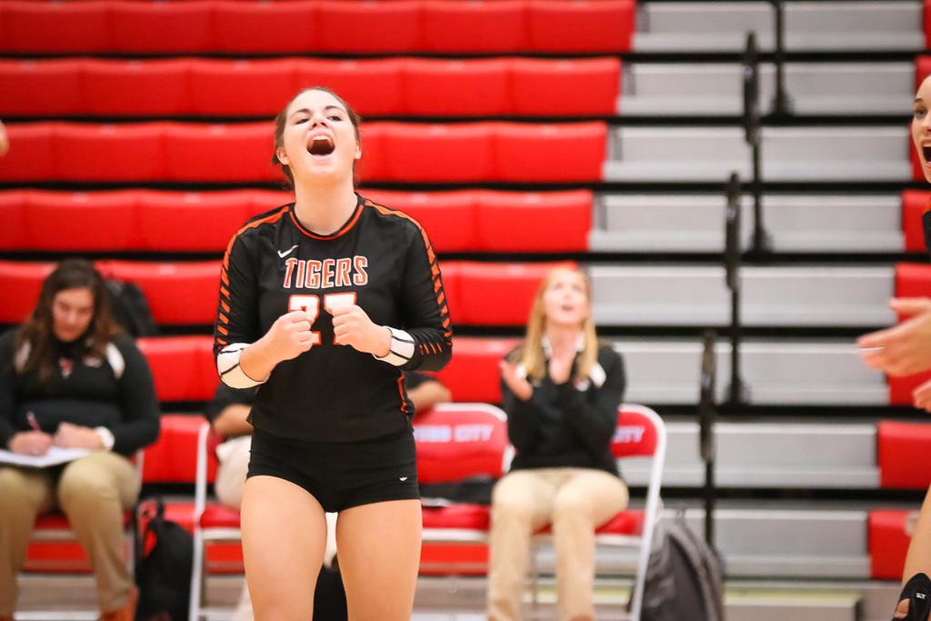 Photos: Varsity Volleyball District Tournament