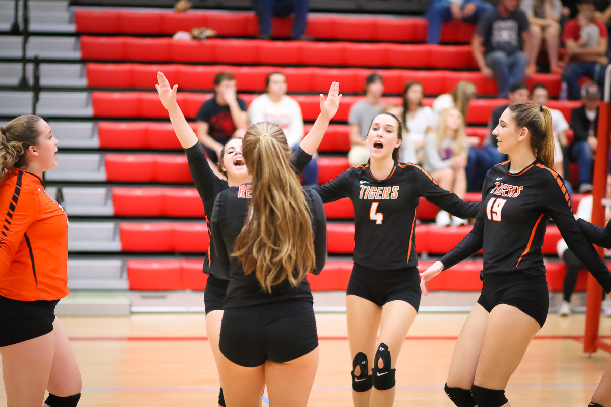 Registration Opens For Youth Volleyball Camps