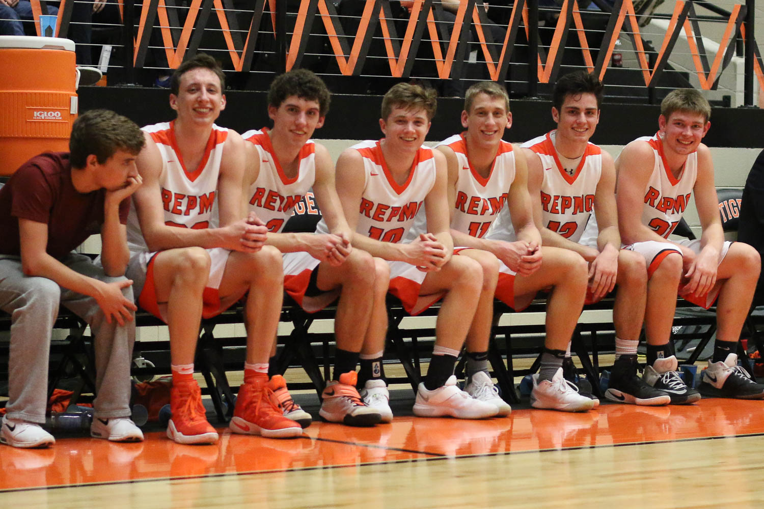 Photos: Varsity Boys Basketball Vs Carthage (Sr Night)
