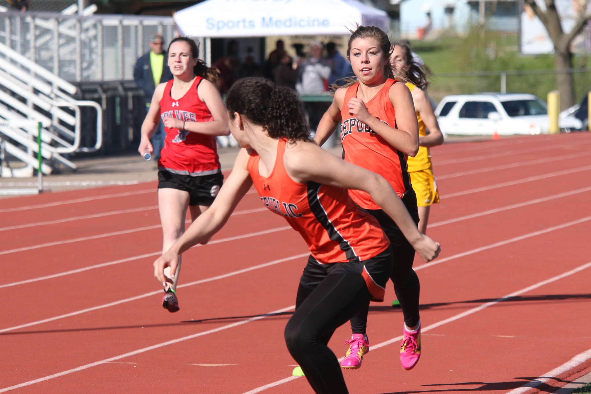 Photos: Track Girls Night Out