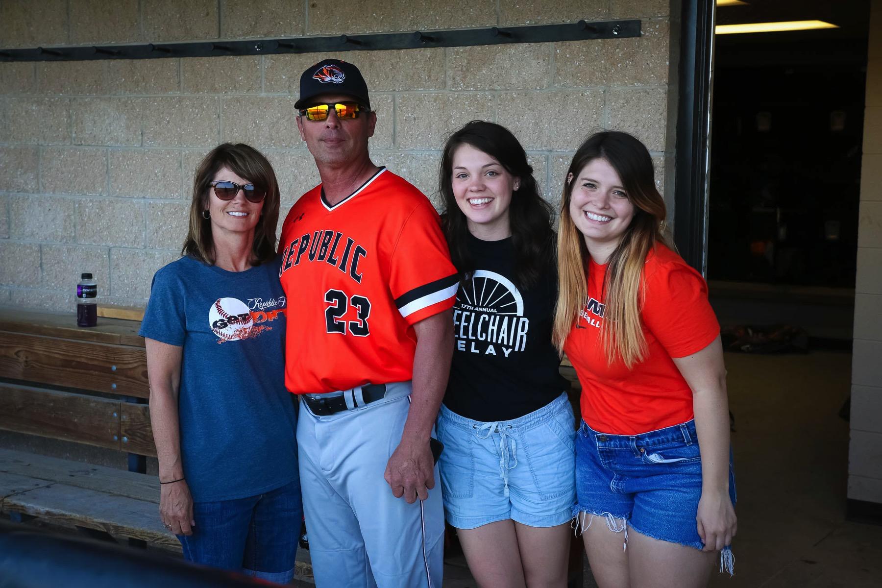 Photos:  Baseball Varsity Vs Rogersville (Sr. Night)