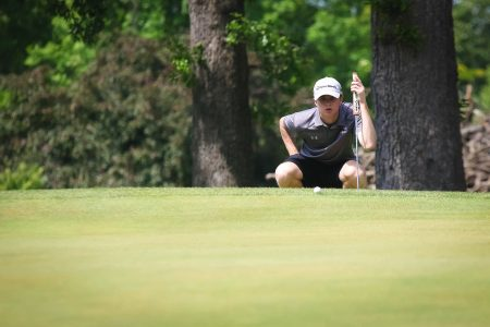 State Golf: Rough Finish Doesn't Spoil Coiner's Season