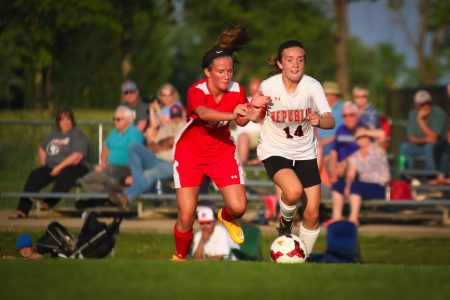 Photos:  Varsity Soccer Vs Webb City