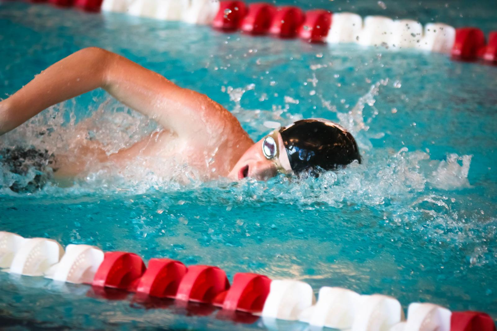 Tiger Sharks Post Several Top Finishes at Final Meet