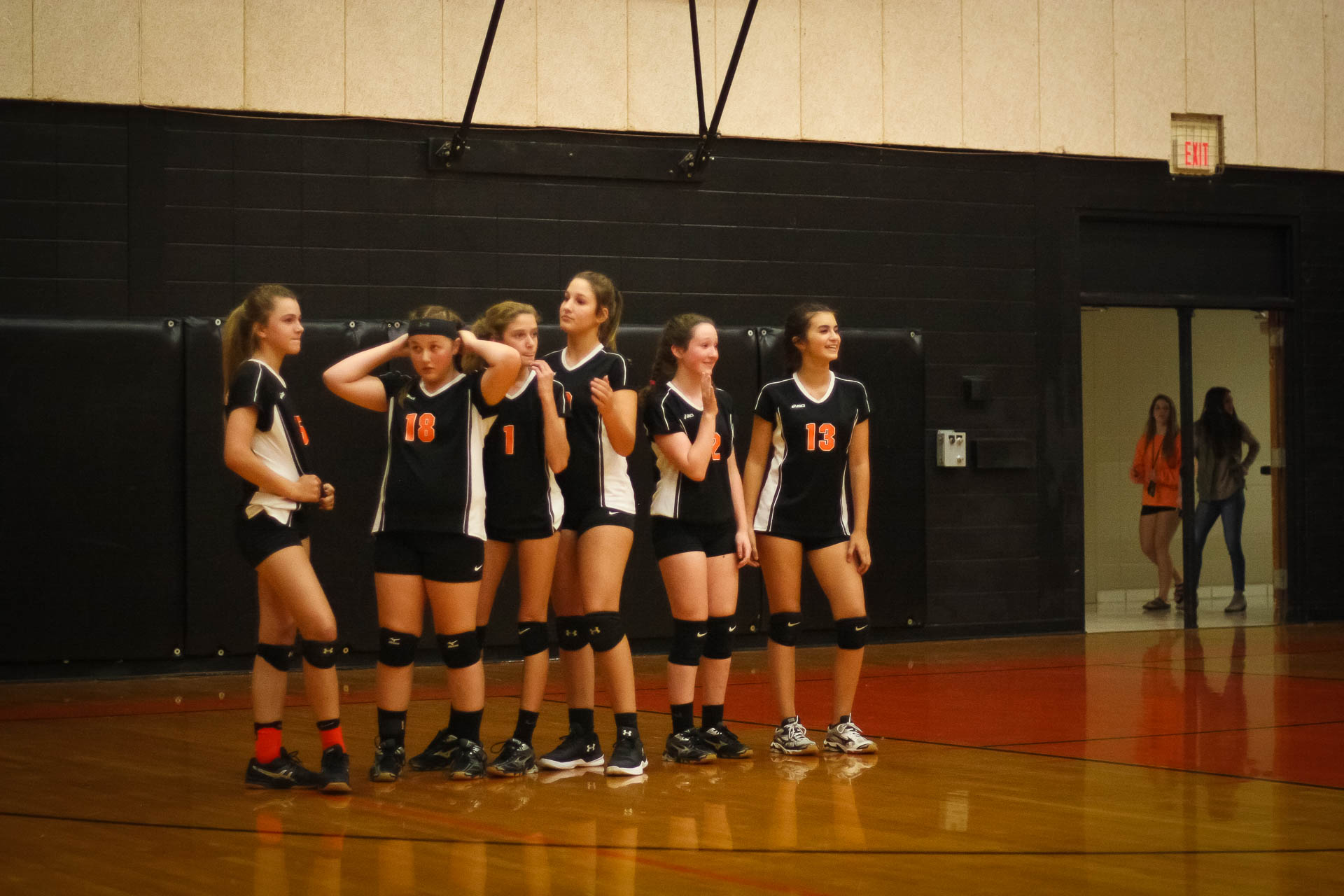 Photos:  Middle School Volleyball Vs CJ