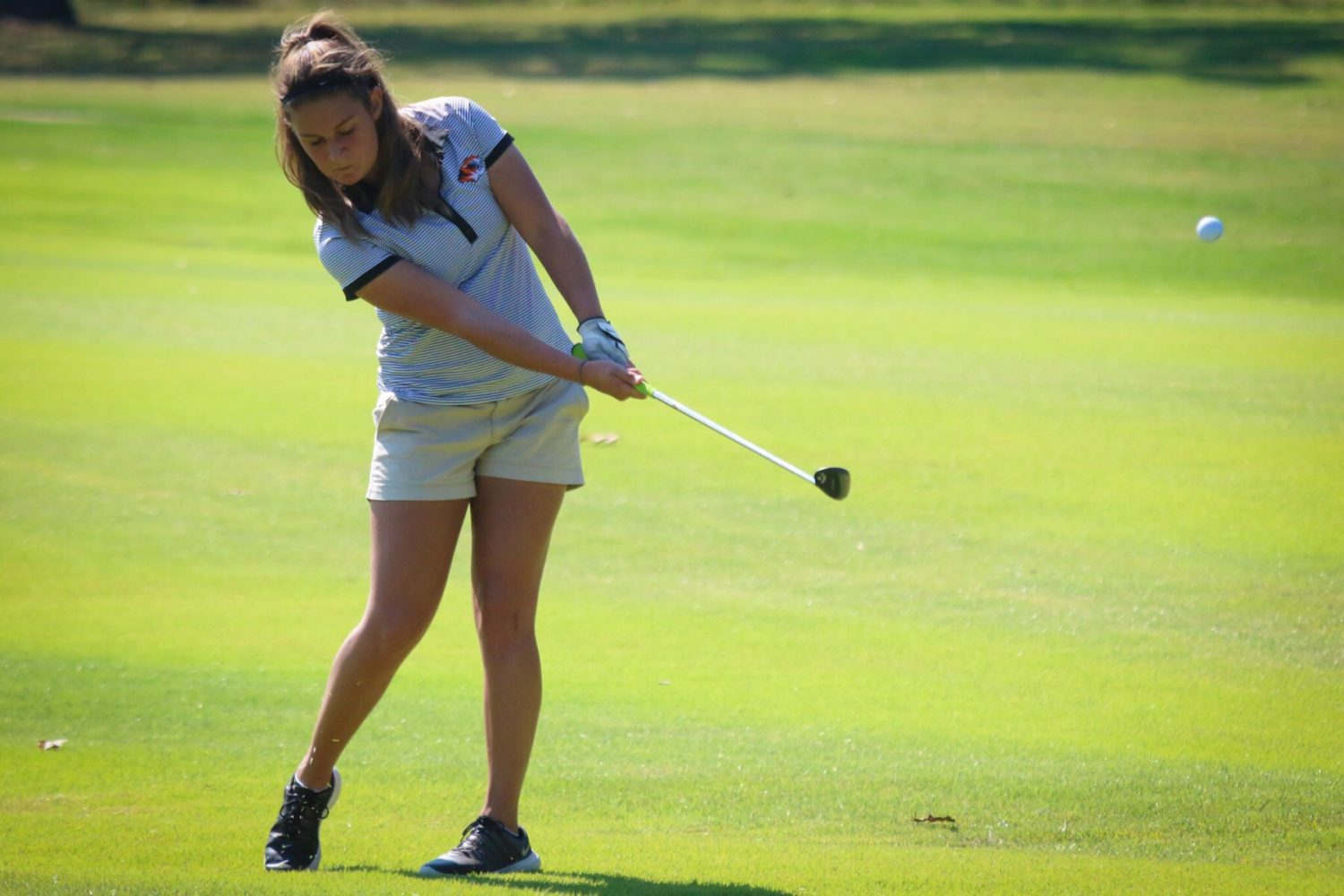 White's Season Ends At Sectionals