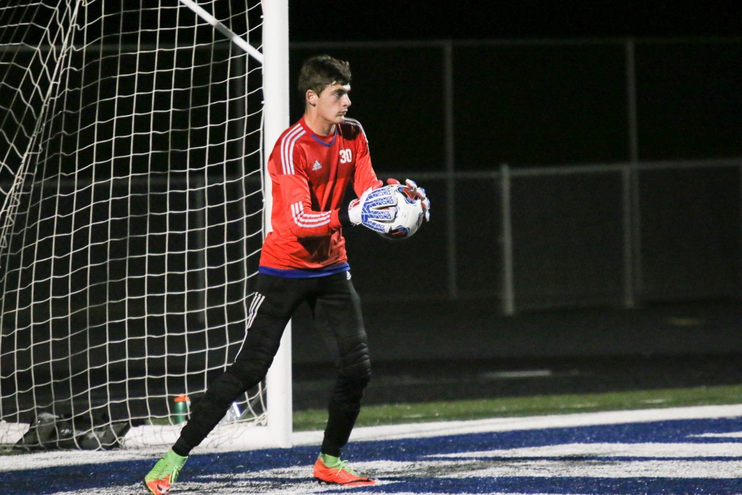 Photos:  Varsity Soccer Vs Carthage