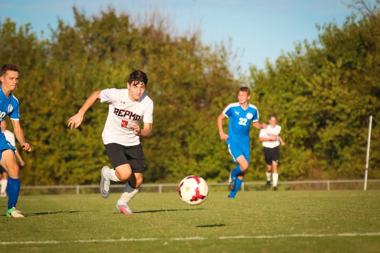 Photos: JV Soccer Vs Bolivar