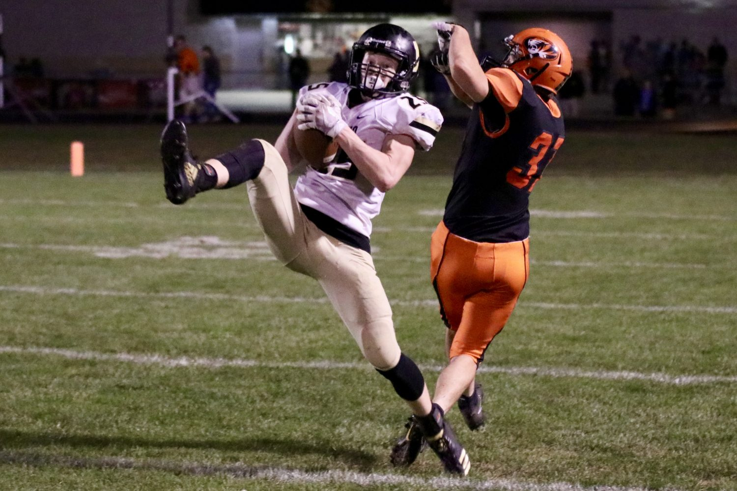 Avenge and Advance: Neosho Topples Tigers in District Quarterfinal