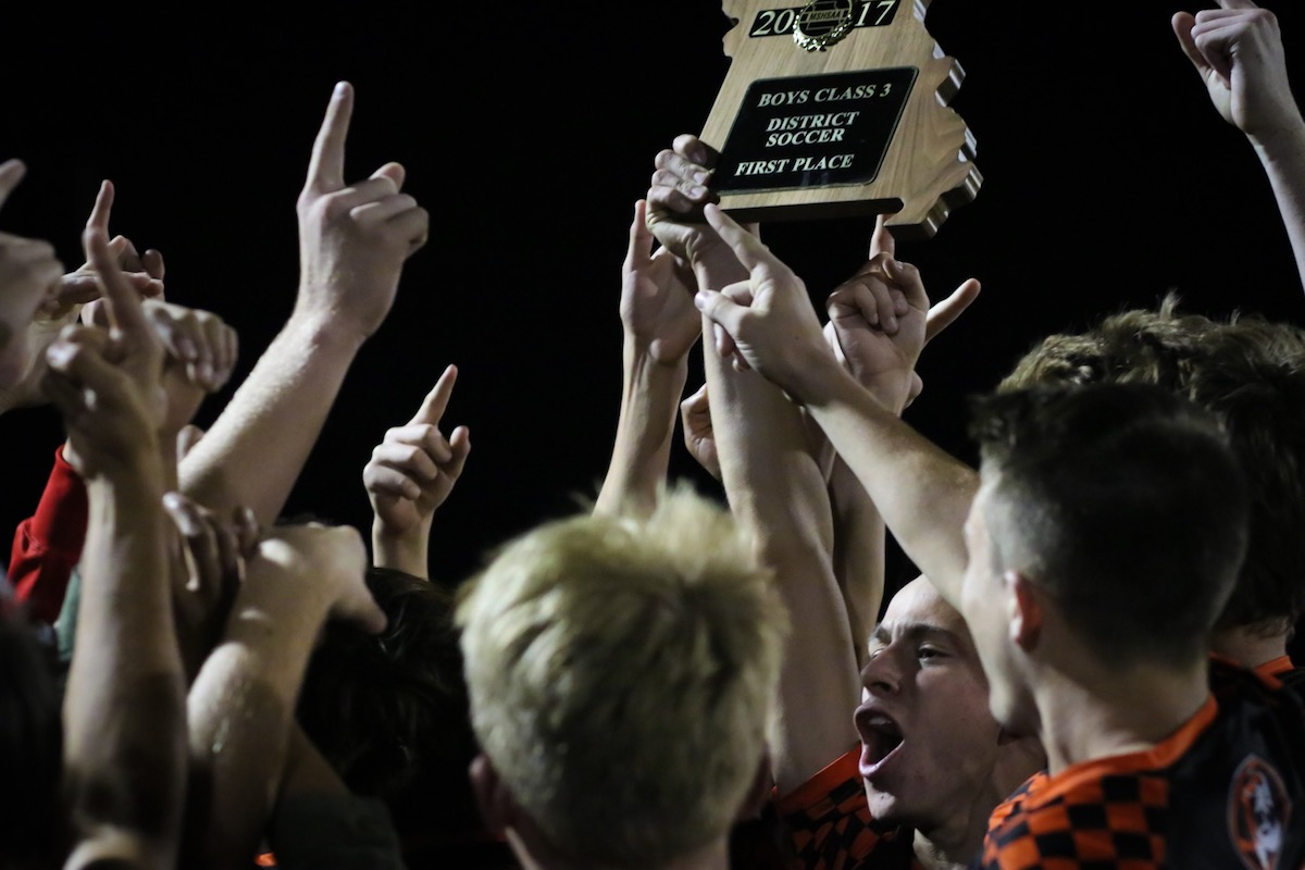 Alternate Ending: Tigers Flip The Script For A District Title