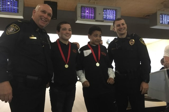 Special Olympics Bowlers Advance