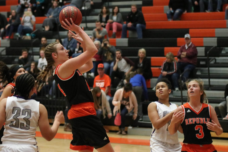 Photos: Varsity Girls Basketball Vs Belton