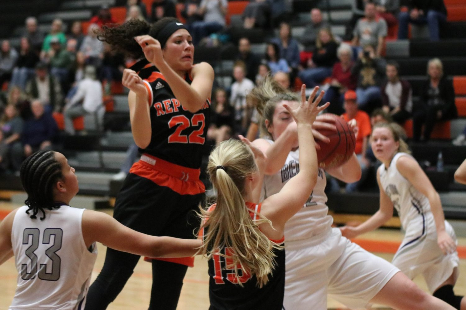 Dry Spell Dooms Lady Tigers