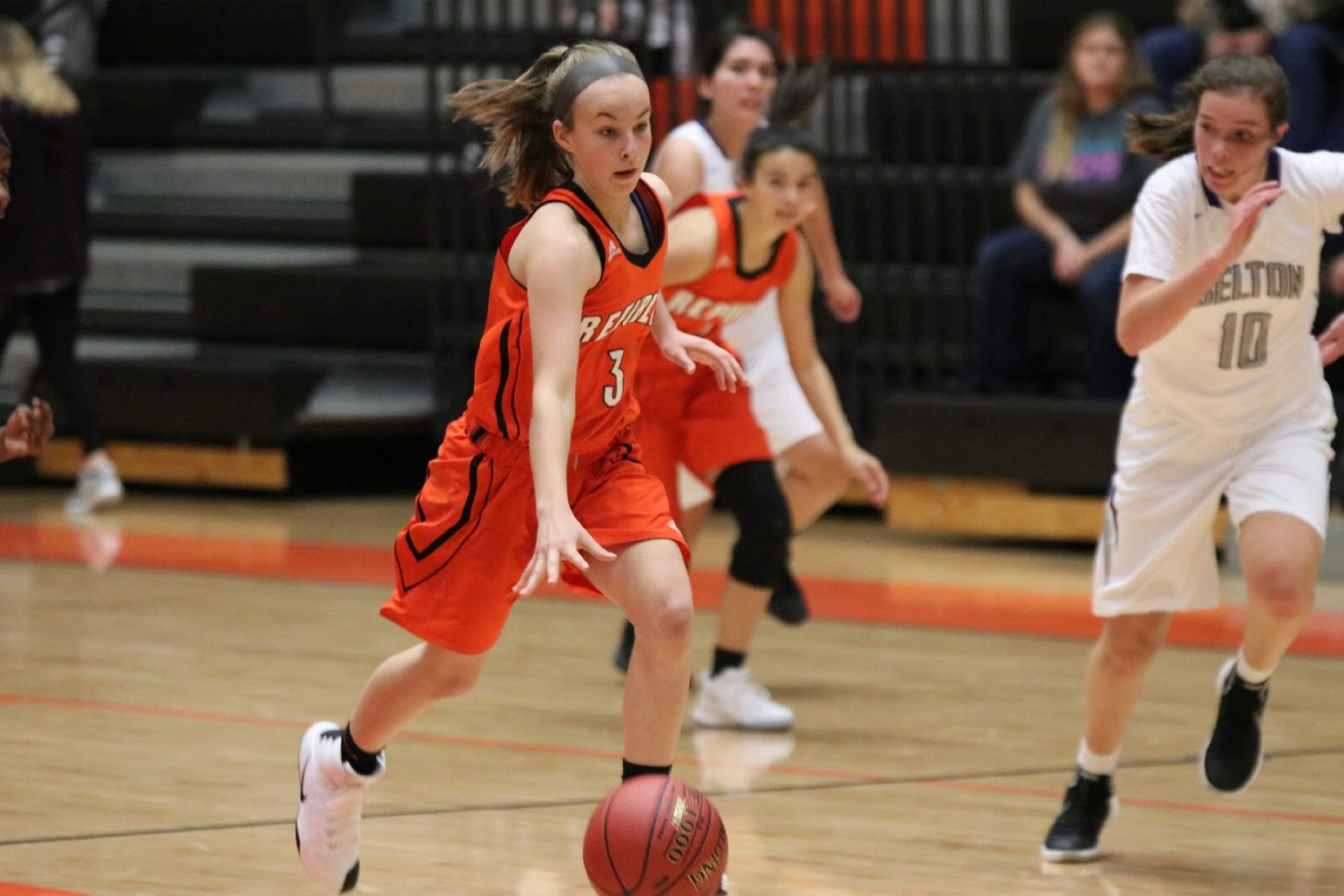 Photos: JV Girls Basketball Vs Belton
