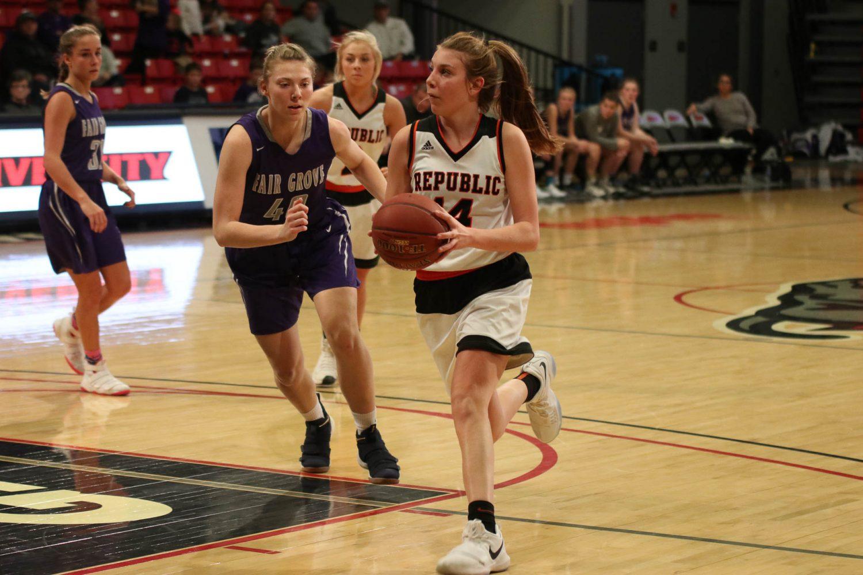 Photos:  Varsity Girls Basketball Vs Fair Grove