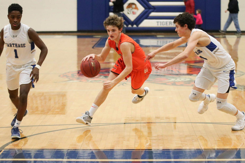 Photos:  JV Boys Basketball Vs Carthage