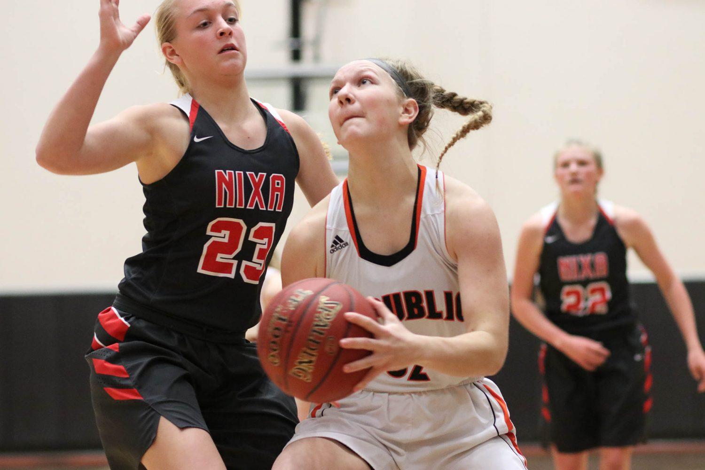 Photos:  JV Girls Basketball Vs Nixa