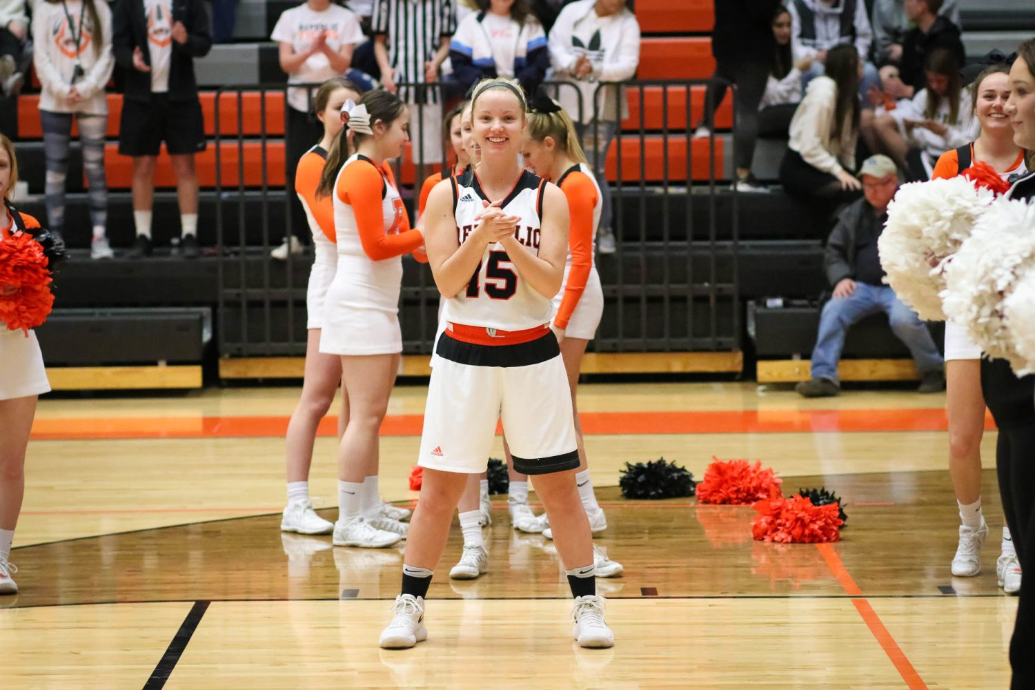 Photos: Varsity Girls Basketball Vs Nixa