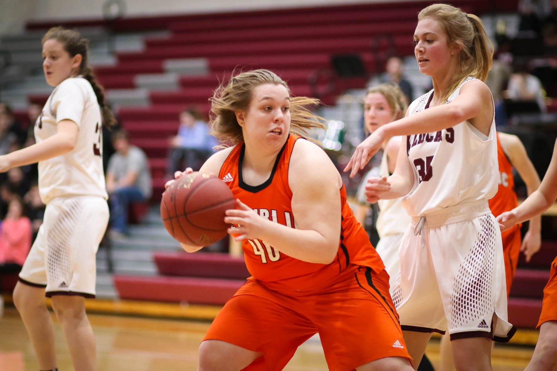 Photos:  JV Girls Basketball Vs Rogersville