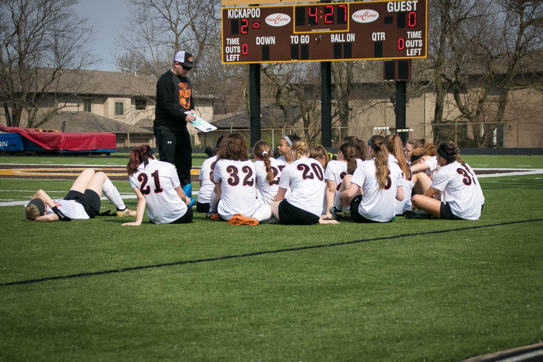 Photos:  Varsity Soccer Vs West Plains
