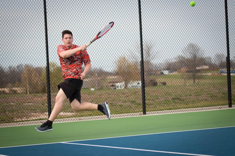 Photos:  Tennis Senior Night Vs Hillcrest