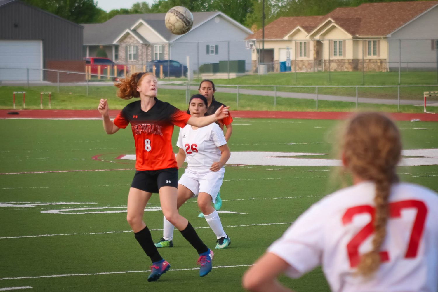 Lady Tigers Blow Away Carl Junction