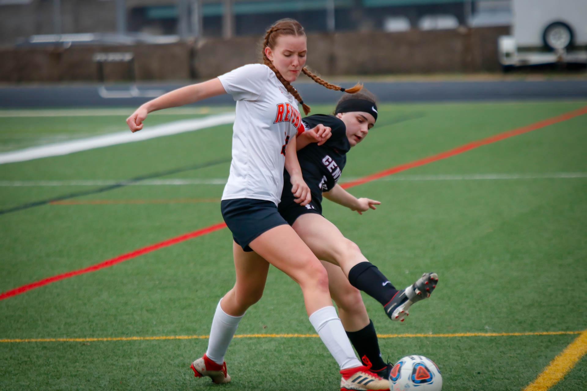 Photos:  Varsity Soccer Vs Central