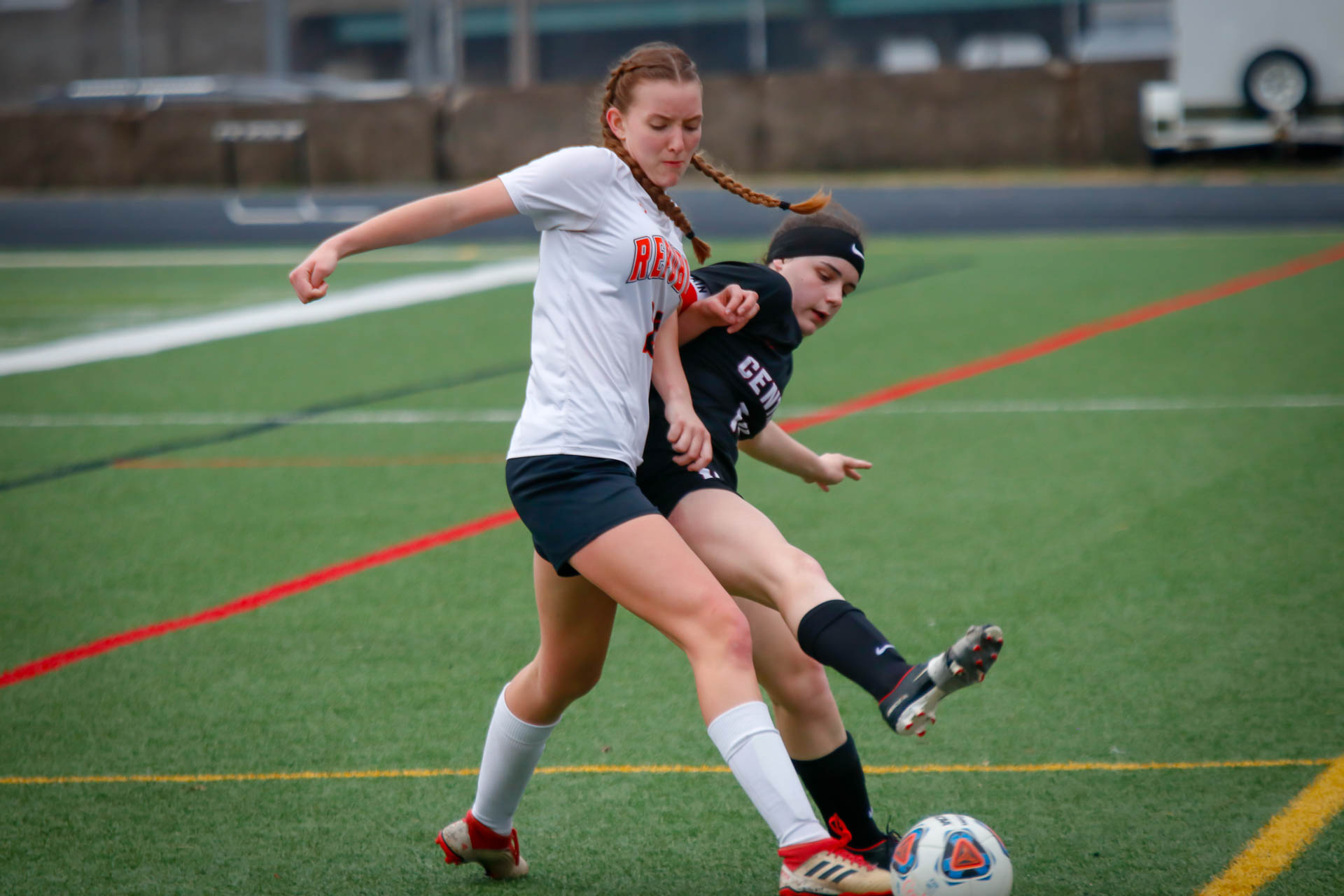Photos:  Varsity Soccer Vs Central
