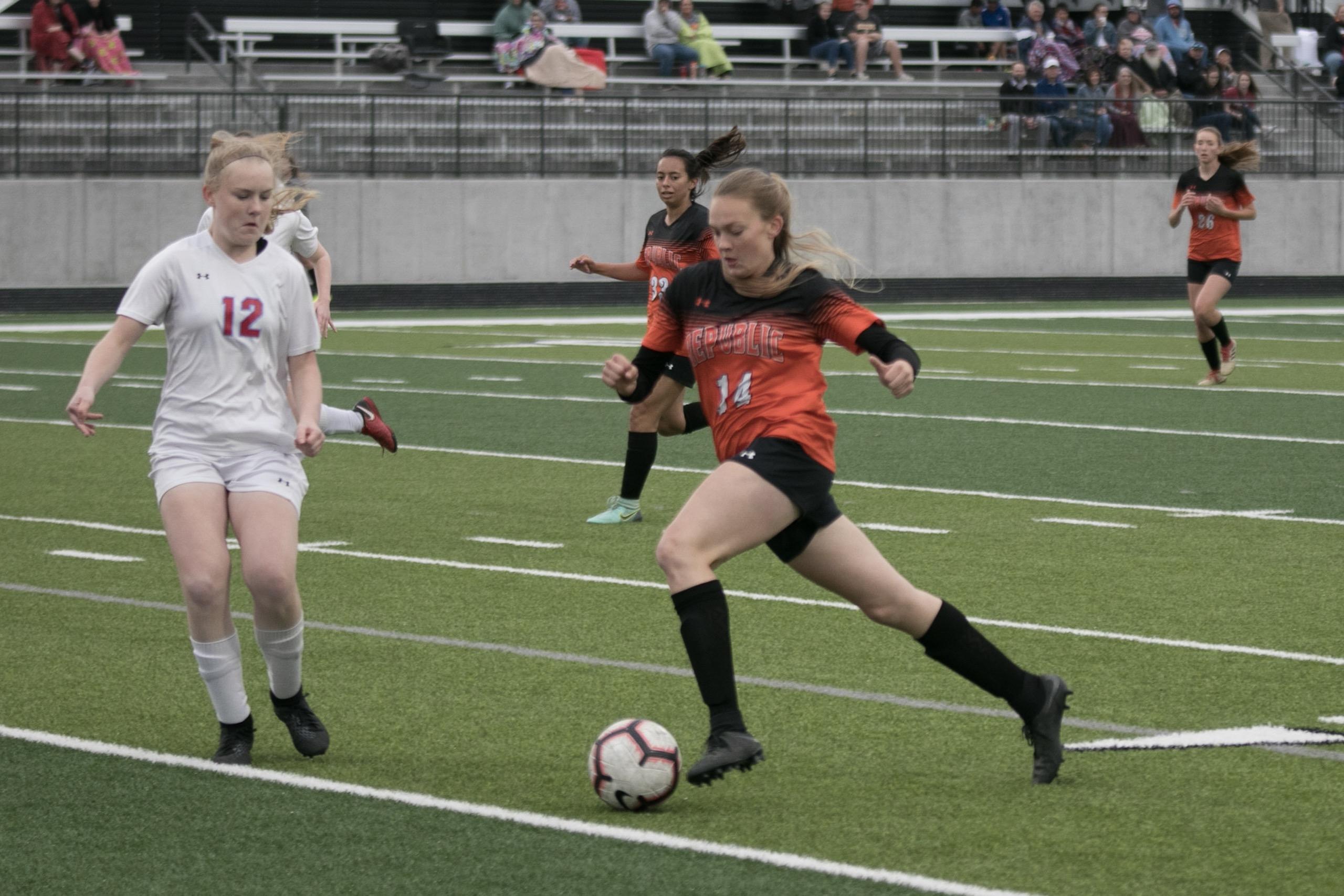 Photos: Soccer Vs Webb City