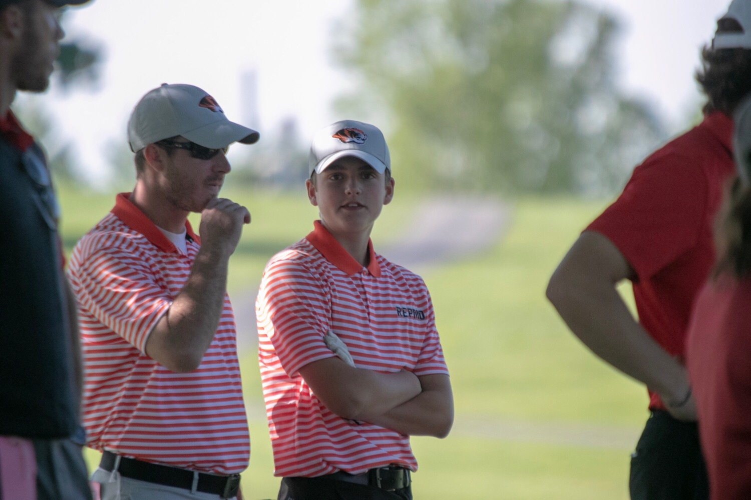 Golf Sectionals: Freshman Frey Advances To State