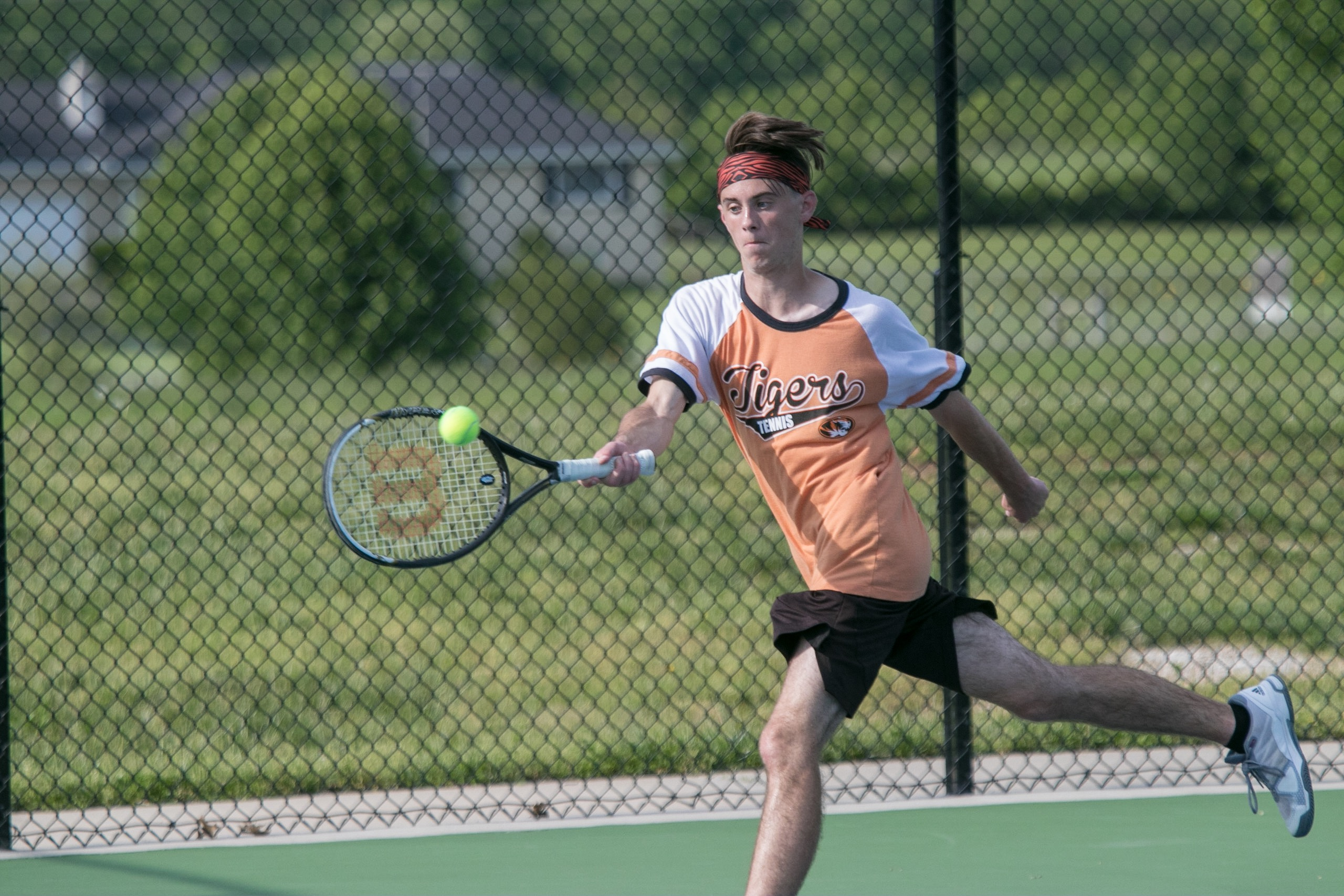 Photos: Tennis Vs Carthage (Districts)