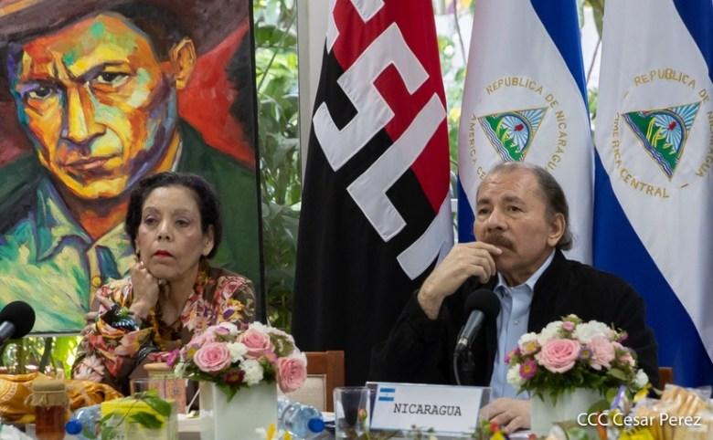 Senado, Estados Unidos, sanciones, Daniel Ortega
